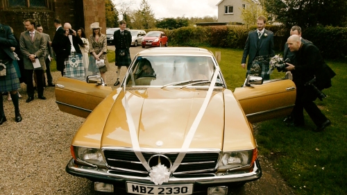 Gleneagles Hotel Wedding Video