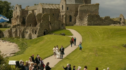 Inchcolm Abbey Wedding Video
