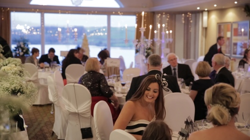 Lochside Hotel wedding video