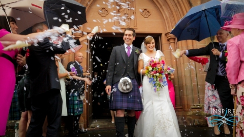 Peebles Hydro Hotel Wedding Video Film-52
