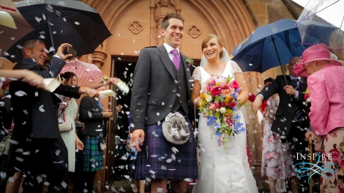 Peebles Hydro Hotel Wedding Video Film-53