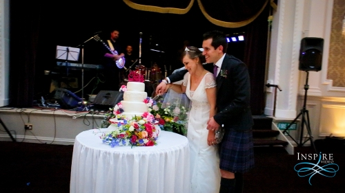 Peebles Hydro Hotel Wedding Video Film-88