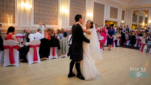 Peebles Hydro Hotel Wedding Video Film-89