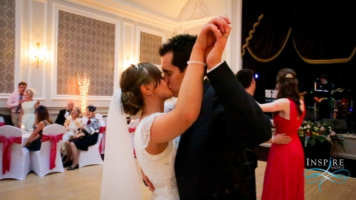 Peebles Hydro Hotel Wedding Video Film-93